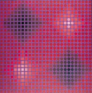Victor Vasarely - Pyross-с