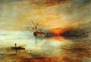 William Turner - Форт Vimieux