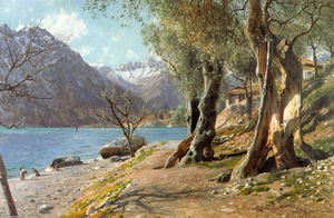 Peder Mork Monsted - Торболе