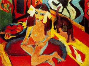 Ernst Ludwig Kirchner - Франци