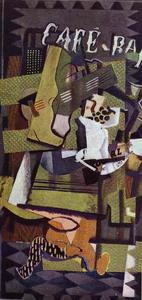 Georges Braque - Кафе-бар