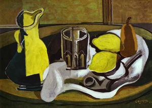 Georges Braque - Лимоны