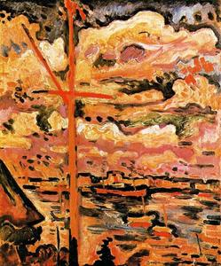 Georges Braque - порт Of Amberes 2