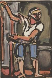 Georges Rouault - Рыбак