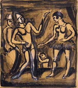 Georges Rouault - парад