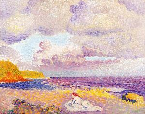 Henri Edmond Cross - Перед Шторм ( иначе Шторм )