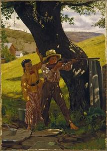 John George Brown - Sure Shot
