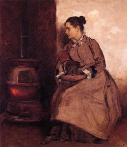 Jonathan Eastman Johnson - Рут