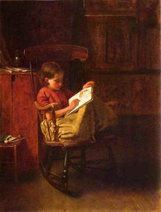 Jonathan Eastman Johnson - Бостон Рокер