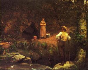 Jonathan Eastman Johnson - ту рано любителям