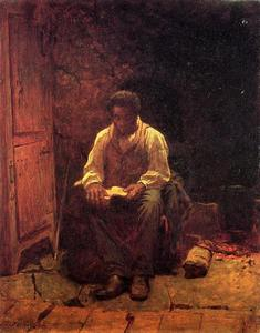 Jonathan Eastman Johnson - Господь мой пастырь