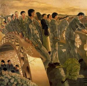Stanley Spencer - Мост