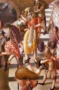 Stanley Spencer - Глен, Порт Глазго