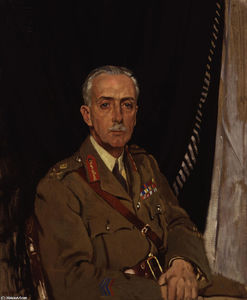 William Newenham Montague Orpen - Чарльз Саквилл West 4th барон Саквилл