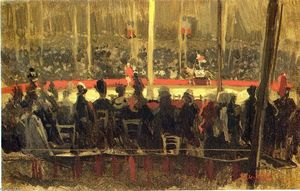 Walter Richard Sickert - Цирк