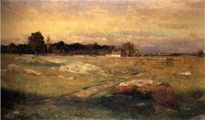 Dwight William Tryon - Дартмут Moorlands