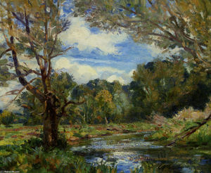 Wilfred Gabriel De Glehn - Ebble Стратфорд