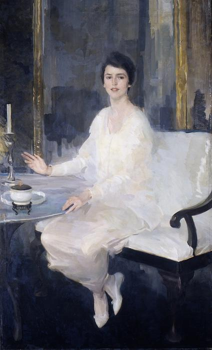 Эрнеста, 1914 по Cecilia Beaux (1855-1942, United States)