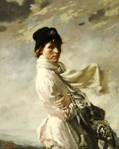 William Newenham Montague Orpen - В Дублинский залив
