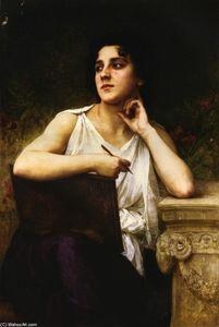 William Adolphe Bouguereau - вдохновения