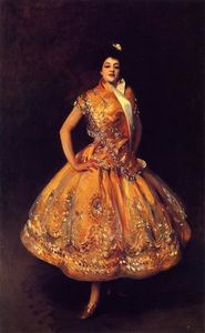 John Singer Sargent - Ла Карменсита