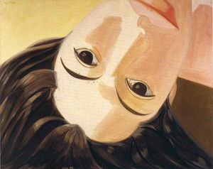 Alex Katz - Upside Down Ада