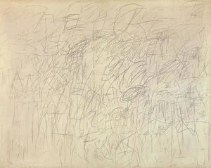 Cy Twombly - академия