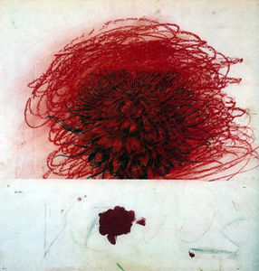 Cy Twombly - Пан II