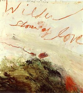 Cy Twombly - Уайлдер
