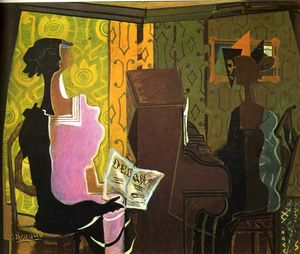 Georges Braque - Дуэт