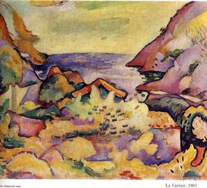 Georges Braque - Сьота
