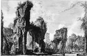 Giovanni Battista Piranesi - Vedute-ди-Рома (45)