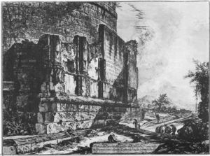 Giovanni Battista Piranesi - Vedute-ди-Рома (51)