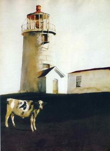 Jamie Wyeth - Остров Стир