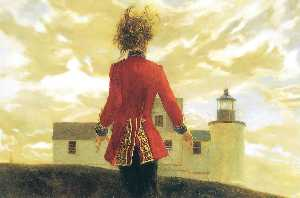 Jamie Wyeth - Маяк