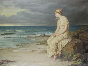 John William Waterhouse - Миранда