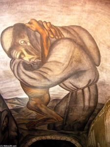 Jose Clemente Orozco - Францисканцы