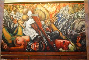 Jose Clemente Orozco - Катарсис