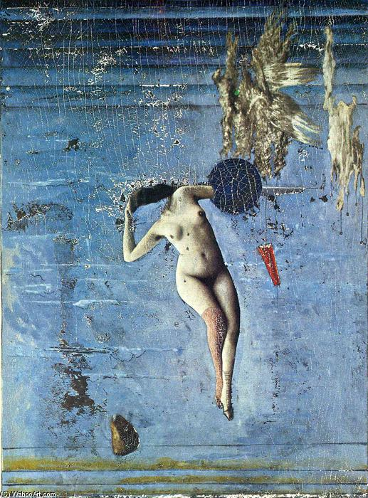 Плеяды, 1920 по Max Ernst (1891-1976, Germany)