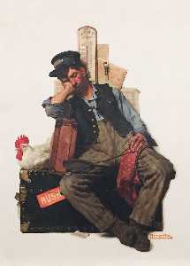 Norman Rockwell - Порыв