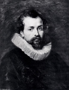 Peter Paul Rubens - Портрет Филипп  Рубенс