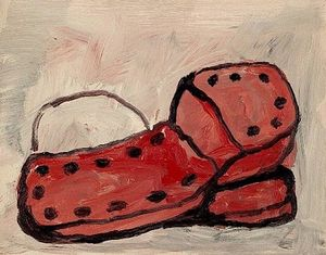 Philip Guston - Обувь
