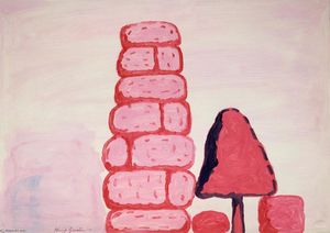 Philip Guston - без названия стены