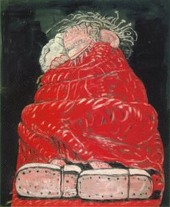 Philip Guston - Спать