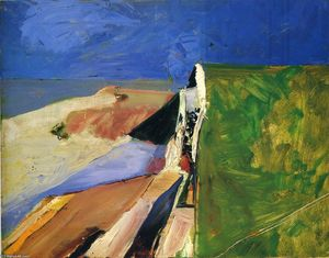 Richard Diebenkorn - Дамба