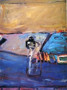 Richard Diebenkorn - Бутылки