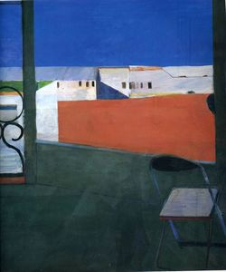 Richard Diebenkorn - Окно