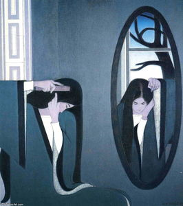 Will Barnet - Зеркало