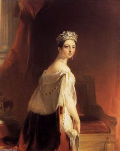 Thomas Sully - Королевы виктория
