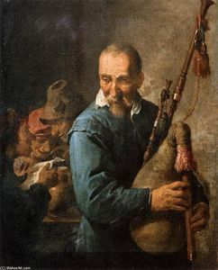 David The Younger Teniers - Мюзет-плеер